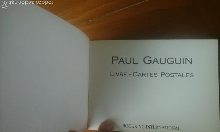 Postales: Paul Gauguin.30 postales - Foto 3 - 57558157