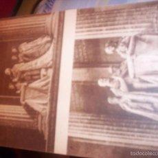 Postales: EL ESCORIAL - ENTERRAMIENTOS DE FELIPE II Y CARLOS V - GRAPOS MADRID. Lote 57606587