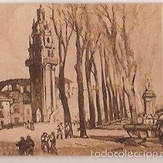 Postales: ANTIGUA POSTAL MUSEO MUNICIPAL DE SAN TELMO SAN SEBASTIAN. Lote 58271422