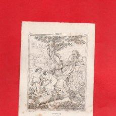 Postales: ANTIGUA POSTAL / LÁMINA - ARTE / RELIGIÓN - LA SAGRADA FAMILIA/SACRA FAMILIA - RAPHAEL - 222/102. Lote 58472869