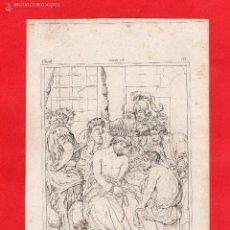 Postales: ANTIGUA POSTAL / LÁMINA - ARTE / RELIGIÓN - CORONACIÓN DE ESPINAS - VAN DYCK - 300/153. Lote 58525642