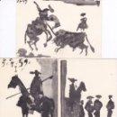 Postales: LOTE DE 7 POSTALES DE PICASSO, DE LOS TOROS Y TOREROS- CERCLE D'ART PARIS 1966 (BULL). Lote 60068367