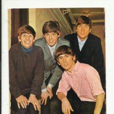 Postales: POSTAL DE THE BEATLES, 1964, SIN USAR.. Lote 61059755