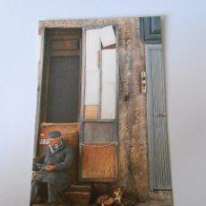 Postales: POSTAL FERNANDO DE PEREA. EL ABUELO. ACRILICO SOBRE TERRACOTA. FOTO KALO VICENT. TDKP8. Lote 63551384