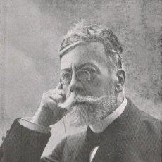 Postales: ANGEL GUIMERA - 1845 / 1924 - ESCRITOR POETA Y DRAMATURGO - S CRUZ TENERIFE - VENDRELL - BARCELONA. Lote 63982587