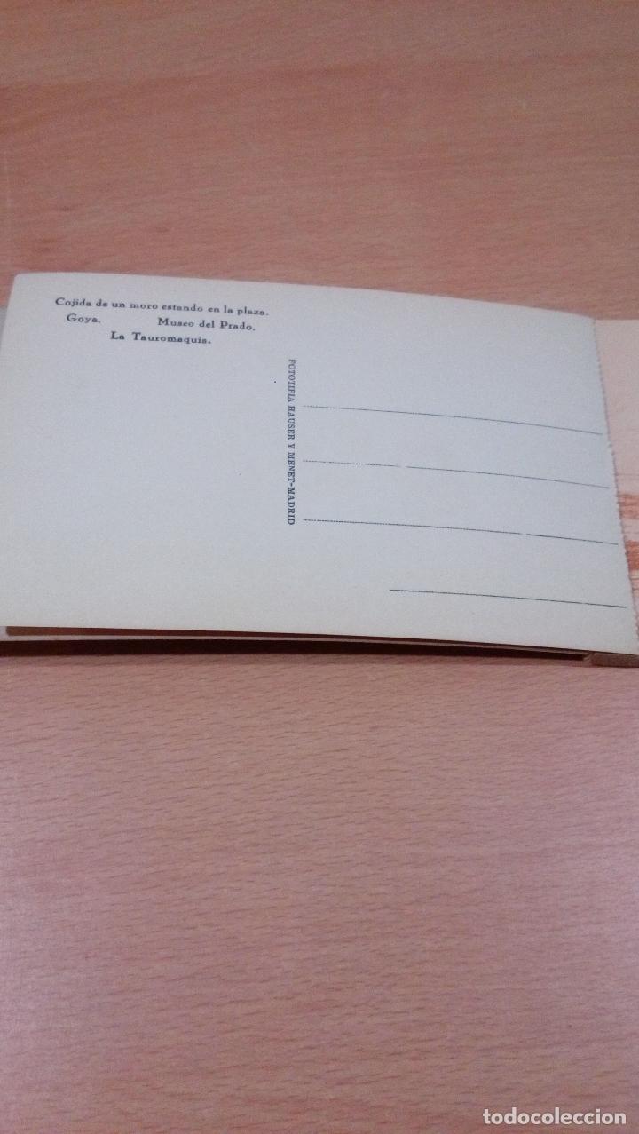 Postales: 20 postales Goya tauromaquia ,Museo prado,ver fotos - Foto 3 - 65662730