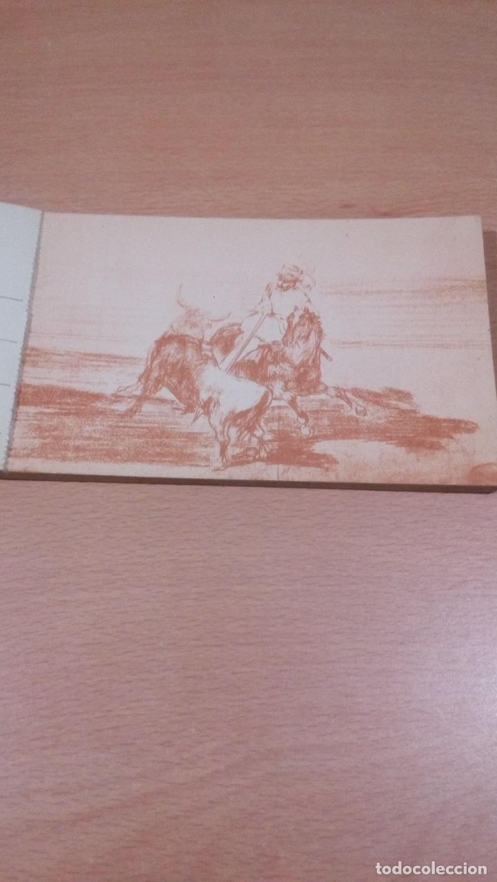 Postales: 20 postales Goya tauromaquia ,Museo prado,ver fotos - Foto 4 - 65662730
