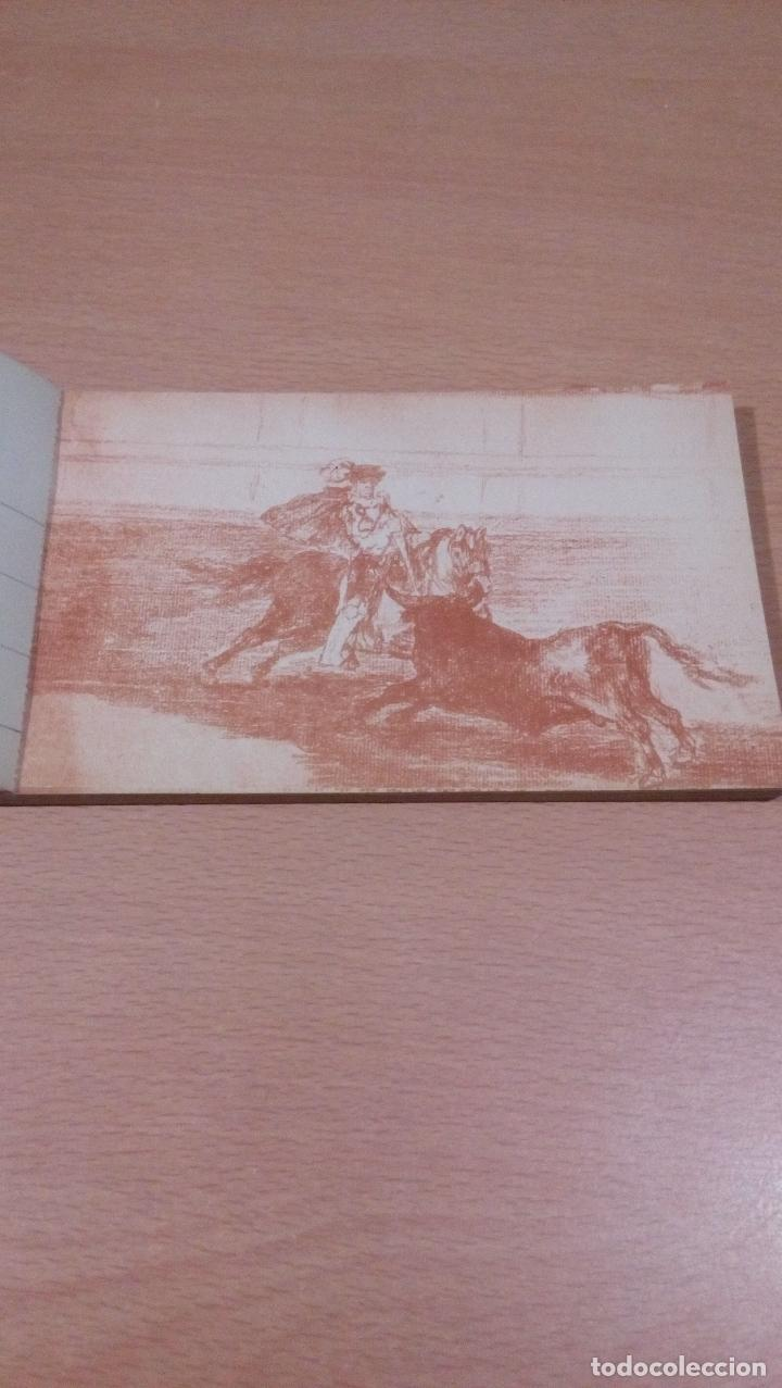 Postales: 20 postales Goya tauromaquia ,Museo prado,ver fotos - Foto 6 - 65662730