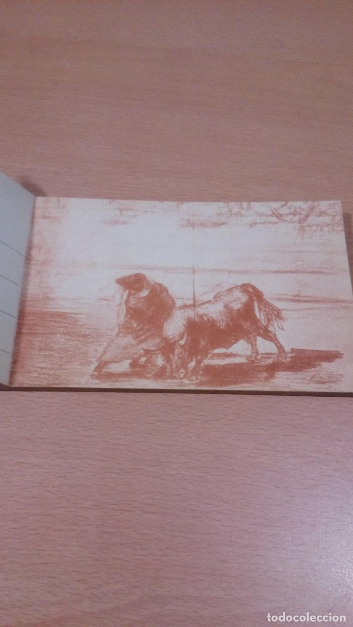 Postales: 20 postales Goya tauromaquia ,Museo prado,ver fotos - Foto 8 - 65662730