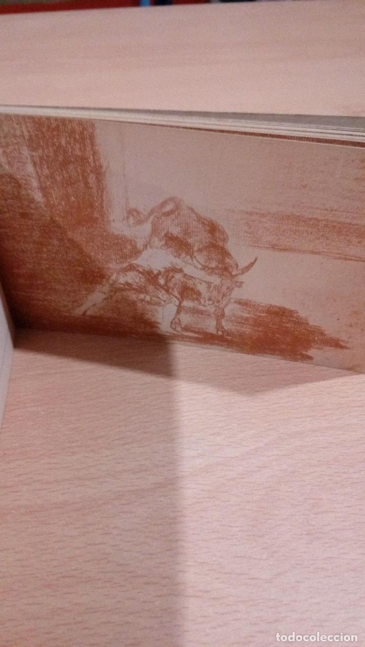 Postales: 20 postales Goya tauromaquia ,Museo prado,ver fotos - Foto 10 - 65662730