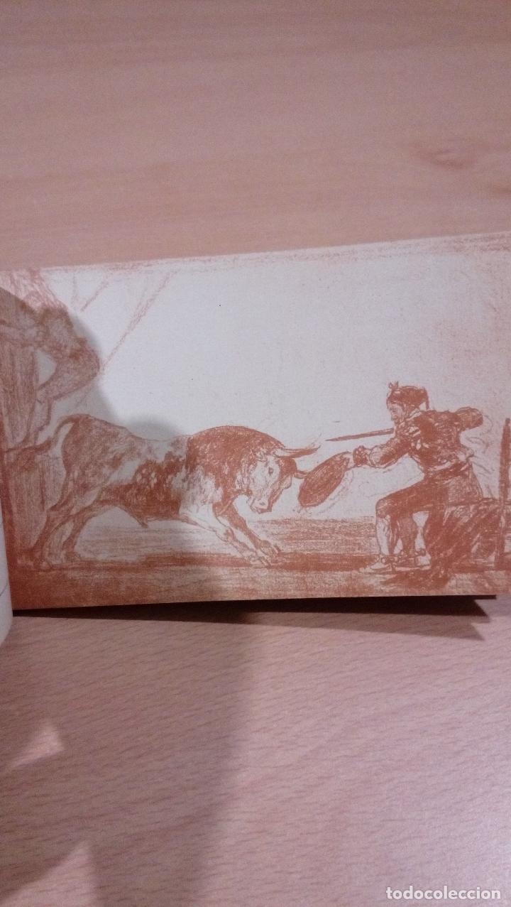 Postales: 20 postales Goya tauromaquia ,Museo prado,ver fotos - Foto 14 - 65662730