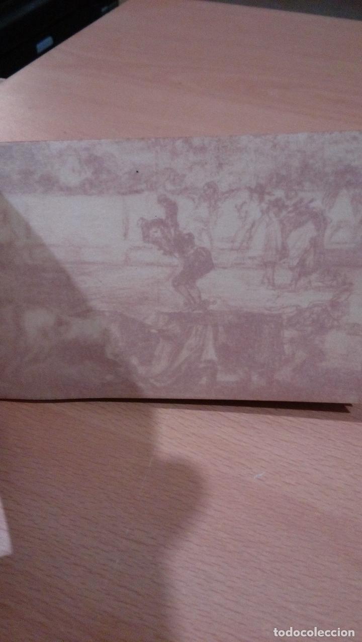 Postales: 20 postales Goya tauromaquia ,Museo prado,ver fotos - Foto 15 - 65662730