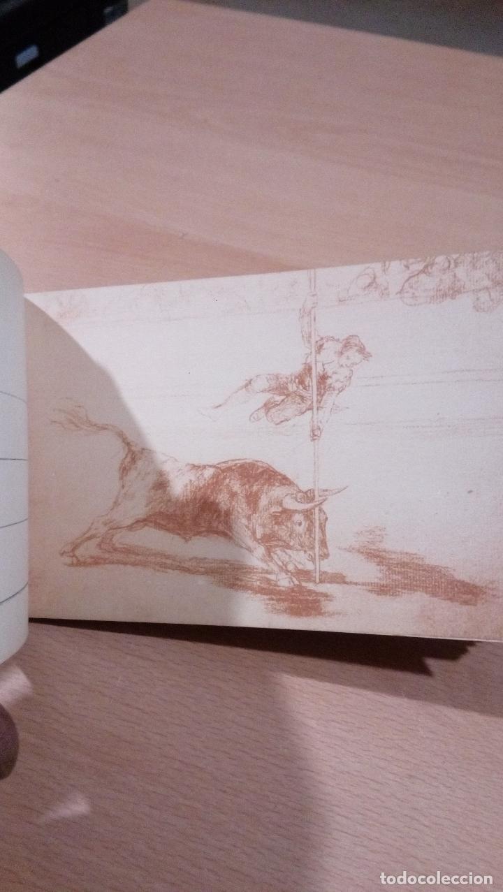 Postales: 20 postales Goya tauromaquia ,Museo prado,ver fotos - Foto 16 - 65662730