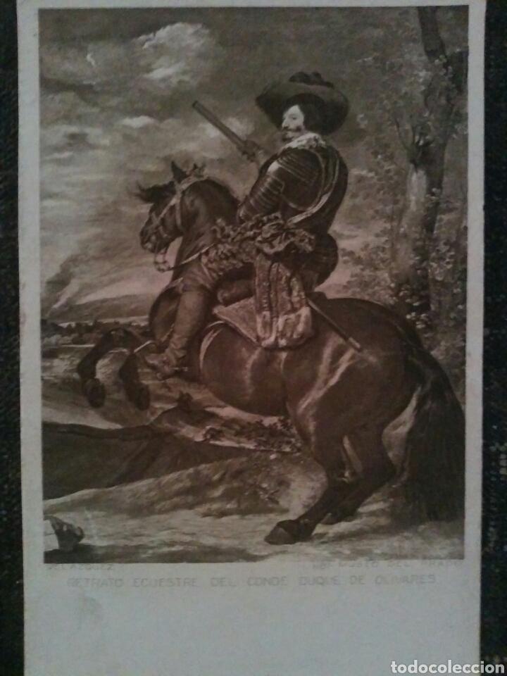 Postales: Ocho POSTALES cuadros varios artistas clásicos sin circular - Foto 3 - 66281763
