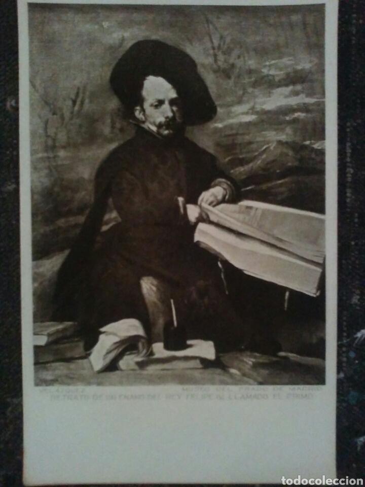 Postales: Ocho POSTALES cuadros varios artistas clásicos sin circular - Foto 4 - 66281763