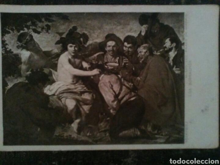 Postales: Ocho POSTALES cuadros varios artistas clásicos sin circular - Foto 5 - 66281763
