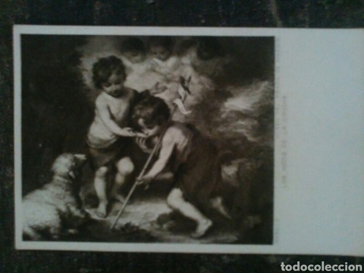 Postales: Ocho POSTALES cuadros varios artistas clásicos sin circular - Foto 6 - 66281763