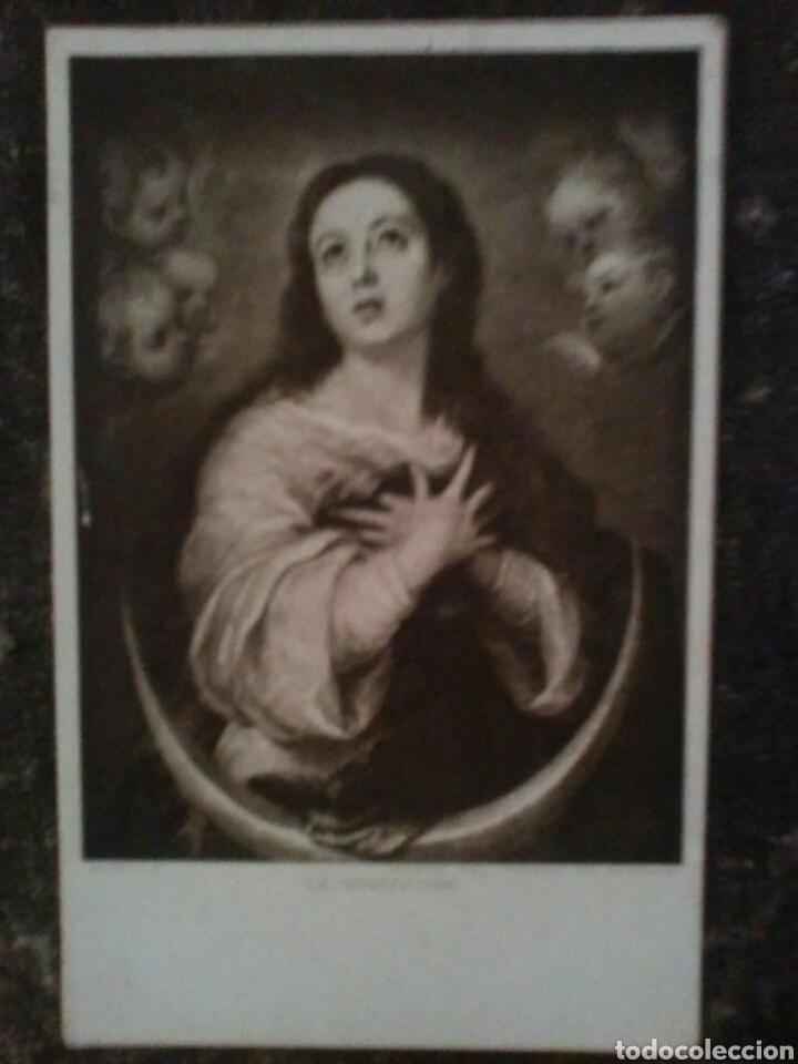 Postales: Ocho POSTALES cuadros varios artistas clásicos sin circular - Foto 7 - 66281763