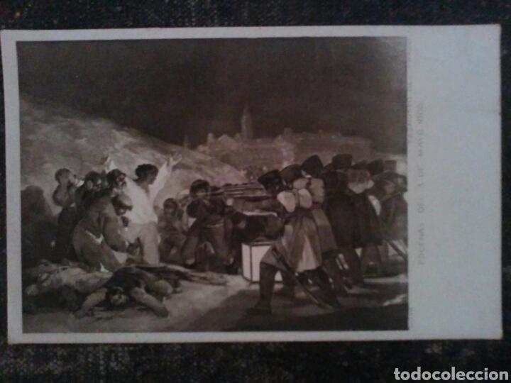 Postales: Ocho POSTALES cuadros varios artistas clásicos sin circular - Foto 9 - 66281763