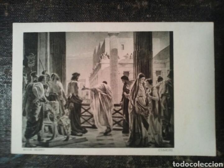 Postales: Cinco Postales de dos cuadros de importantes Artistas Sin Circular - Foto 2 - 66282197
