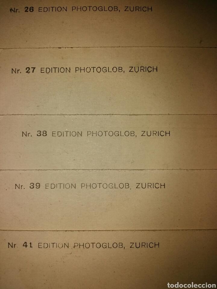 Postales: Cinco Postales de dos cuadros de importantes Artistas Sin Circular - Foto 8 - 66282197