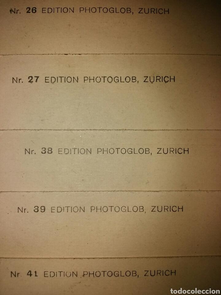 Postales: Cinco Postales de dos cuadros de importantes Artistas Sin Circular - Foto 9 - 66282197
