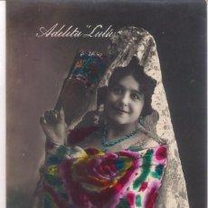 Cartes Postales: POSTAL COLOREADA DE ADELITA - LULÚ - .. Lote 67096901