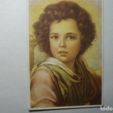 Postales: POSTAL EL DIVINO PASTOR - MURILLO BB -ESCRITA. Lote 67180533