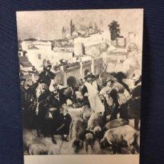 Postales: HISPANIC SOCIETY OF AMERICA SOROLLA EXTREMADURA PROVINCES OF SPAIN POSTAL. Lote 67878641