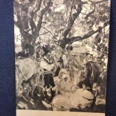 Postales: HISPANIC SOCIETY OF AMERICA SOROLLA GALICIA PROVINCES OF SPAIN POSTAL. Lote 67878733