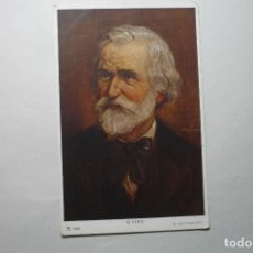 Postales: POSTAL EXTRANJERA MUSICA G.VERDI --BB. Lote 67882633