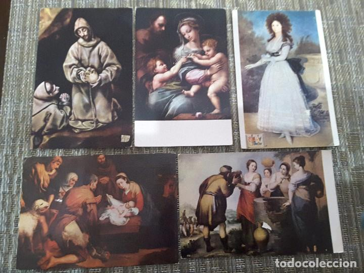 LOTE 20 POSTALES ARTE (Postales - Postales Temáticas - Arte)
