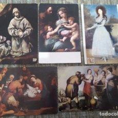 Postales: LOTE 20 POSTALES ARTE. Lote 67898149
