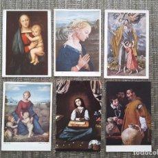 Postales: LOTE POSTALES ARTE. Lote 68002837