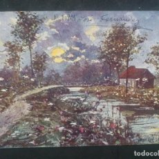 Postales: POSTAL PAISAJE, ESCRITA AÑO 1904. Lote 68777541