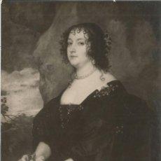 Postales: ANTON VAN DYCK (1599-1641) LA CONDESA OXFORD - FOT. HAUSER Y MENET - S/C. Lote 69120229