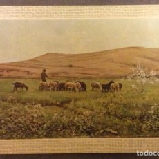 Postales: POSTAL MUSEO ARTE MODERNO BARCELONA N- 21. LO REMAT- JOAQUIN VAYREDA. SIN CIRCULAR. Lote 70228877