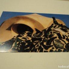 Postales: CUATRO POSTALES DEL ARTE DE ANTONIO GAUDI BARCELONA. Lote 70283437