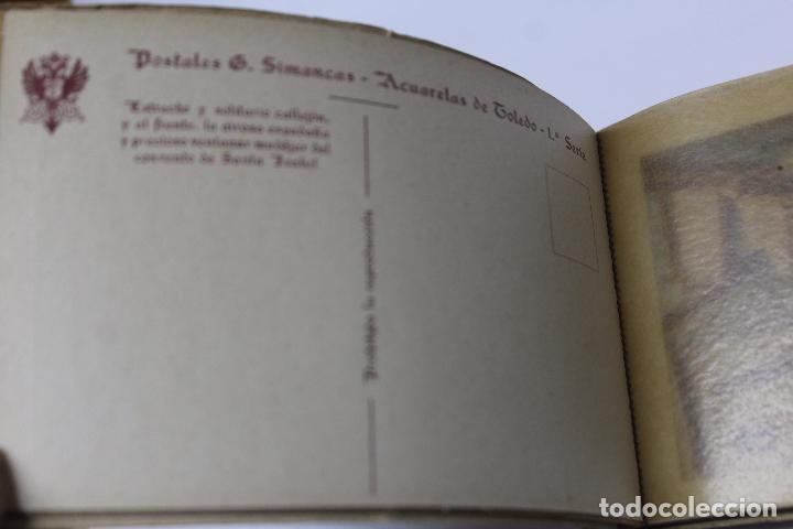 Postales: P- 6359. ESTAMPAS DE LA ESPAÑA MONUMENTAL Y ARTISTICA. G.SIMANCAS. 1º SERIE 2º EDICION. - Foto 5 - 73653503