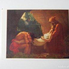 Postales: 312 ANNE-LOUIS GIRODET DE ROUCY TRIOSON: ATALA AU TOMBEAU. ATTALA AT THE TOMB. ATALA AM GRAB. Lote 84322852