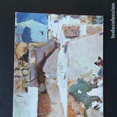 Postales: POSTAL MUSEO SOROLLA. Lote 76736967