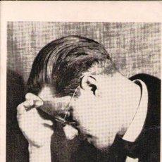 Postales: POSTAL IMAGEN JAMES JOYCE, 1922. 1980 FOTOFOLIO. Lote 79618841