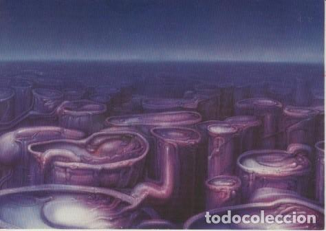 Postales: 32 postales con obras de Hans Rudolf Giger. Ciencia ficción, Alien. - Foto 5 - 82162796