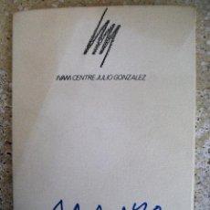 Postales: EDUARDO ARROYO - COLECCIÓN POSTALESL IVAM - LLIG -VALENCIA-POSTALES EN CARPETA -VEA FOTOS. Lote 85528304
