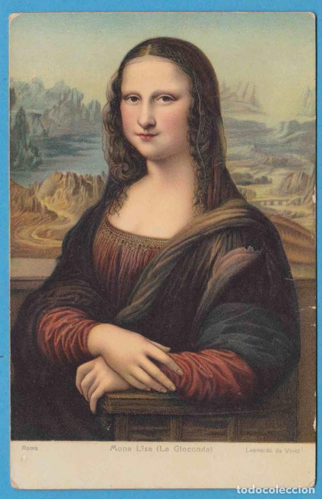 Roma mona lisa la gioconda leonardo da vinc comprar for La gioconda di leonardo da vinci