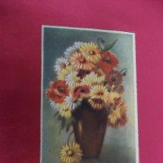 Postales: BONITA POSTAL. PRECIOSO JARRON FLORES. ROGELIO LÓPEZ. SERIE FLORES C.. Lote 89019976