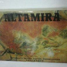 Postales: POSTALES ALTAMIRA.1975. 9 POSTALES. Lote 89383858