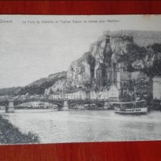 Postales: POSTAL ANTIGUA 1919 ANVERS BÉLGICA. Lote 89422556