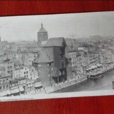 Postales: POSTAL ANTIGUA 1931 DANZIG. Lote 89422656