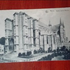 Postales: POSTAL ANTIGUA 1919 MONS FRANCIA. Lote 89422716